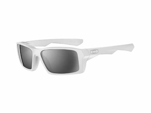 Oakley Twitch Polished White l Black Iridium