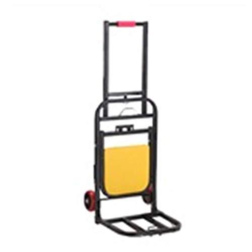 ndwagen-Teleskop-Trolley-Auto-Gepäckauto-stummes Hauptlebensmittelgeschäft-Einkaufswagen-Licht-Transport-Hand-LKW-LKW-Transportplattform-Anhänger senden elastisches Seil kann trage ()