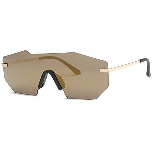 YTTY Damenmode Sonnenbrille ultraleichte Herren S Sonnenbrille Sportbrille Uv400 Anti-Flash-UV-Brille,b