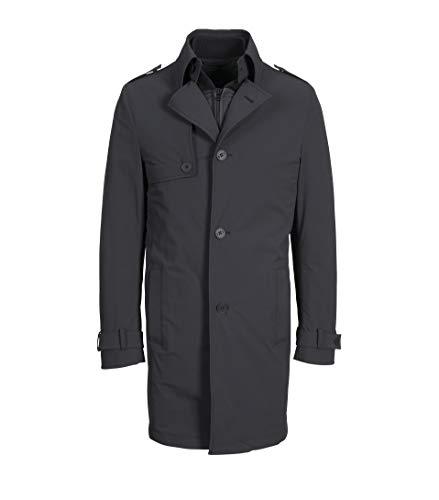 drykorn herren mantel Drykorn Herren Mantel Skopje in Schwarz 1000 Black 102