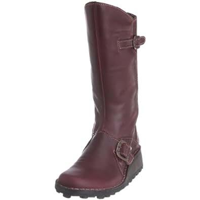 Fly London Mes, Women's Boots, Purple, 3 UK