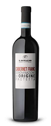Cabernet Franc Dop Venezia 75 Cl S.Osvaldo - Vino Rosso Fermo