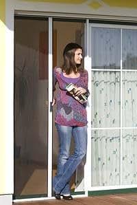 windhager 03805 insektenschutz rollo t r 225 x 160 cm braun garten. Black Bedroom Furniture Sets. Home Design Ideas