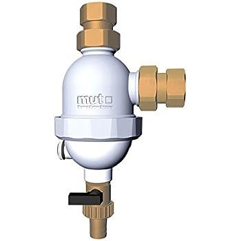 Filtro per caldaia condensazione per neutralizzare acidit - Caldaia per casa 3 piani ...