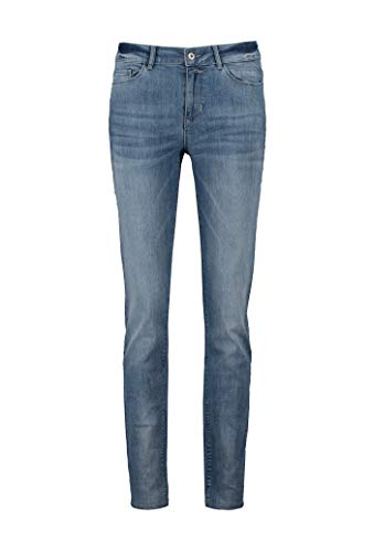 Canyon-stretch-jeans (Expresso Canyon Expresso Damen hellblaue Skinny-Jeans,Gr.40 Denim)