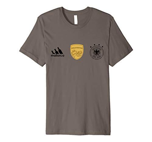 Mallorca Eskalationsteam T-Shirt Deutscher Bier Bund Trikot