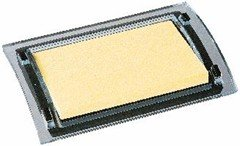 Post-it® Notes Designerspender für Haftnotizen (inkl. 1 Haftnotizblock neonpink 76 x 127 mm)