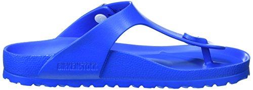 Birkenstock - Gizeh EVA, Sandali Unisex – Adulto Blau (Scuba Blue)