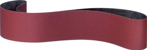 KLINGSPOR Schleifband LS 309 X, 100 x 1000 mm, 10 Stück, korn 40, 36999