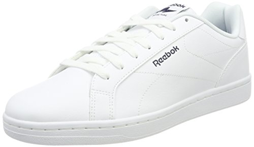 Reebok Royal Complete CLN, Zapatillas para Hombre, Weiss (White/Collegiate Navy 0), 41 EU