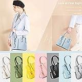 SagunFashion stylish ladies handbag-Sling bag-cross body bag SKY BLUE