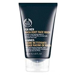 The Body Shop For Men Maca Root Face Wash - 125ml.