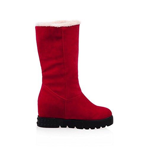 1TO9 - Stivali da Neve Donna Red