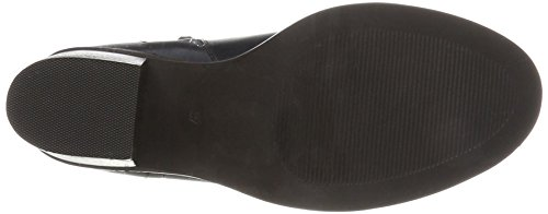 SPM Damen Isabel Ankle Boot Stiefel Blau (Dk Navy)