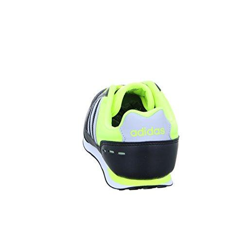 42 grigio Scarpe Aveva Verde Uomo Chiaro Sportive City Racer Adidas nero wX7xfZqT