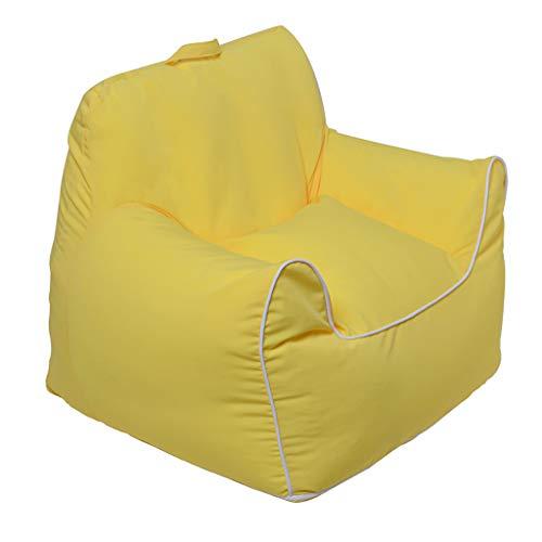 TLTLLRSF Sitzsack, Lazy Sofa, Erwachsene Kinder Sitzsack Sofa Abnehmbar Und Waschbar, In Verschiedenen Ausführungen Erhältlich (Color : C, Size : Medium) -