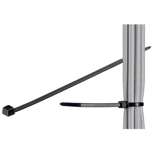 Wentronic-Set di 100fascetta 300x 3,5mm 300 attache-câbles