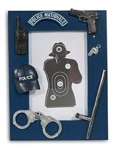 bricabreizh Marco de Fotos Policía Material de Interpellation