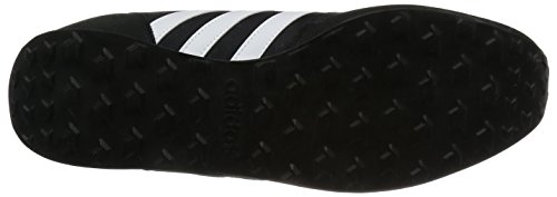 adidas Neo City Racer, Chaussures de Running Compétition Homme, Gris Multicolore - Negro / Blanco / Gris (Negbas / Ftwbla / Gris)