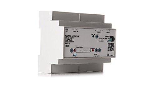 NX Attuatore Fancoil Caldo Freddo & Controllo Analogico 0-10V o PWM (6...