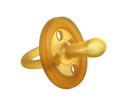 Goldi Schnuller Beruhigungssauger Naturform Symmetrisch S Oval 0-3 Monate