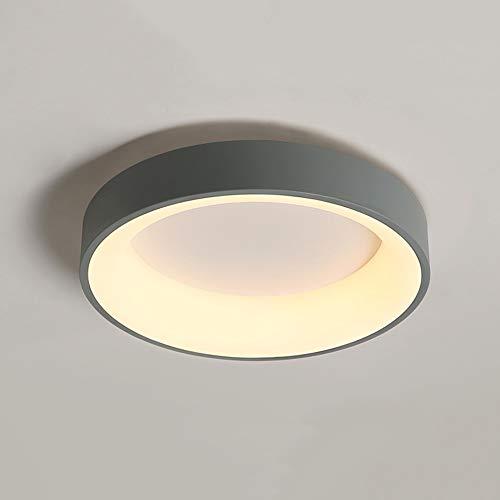 SHAOYH Luz techo hierro Dormitorio lámpara Lámpara