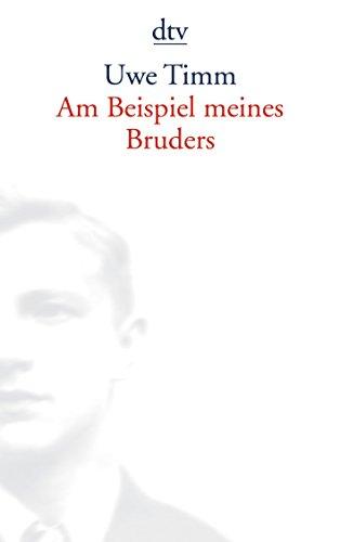 Buchcover Am Beispiel meines Bruders