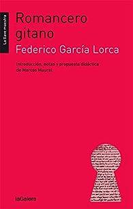 Romancero gitano: 42 par Federico García Lorca
