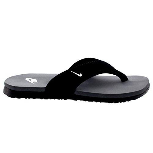 Nike Herren Celso Thong Plus Turnschuhe Schwarz / Weiß / Grau (Schwarz / Weiß-Cool Grey)