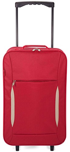 Benzi - Trolley plegable BZ5166 (Rojo)