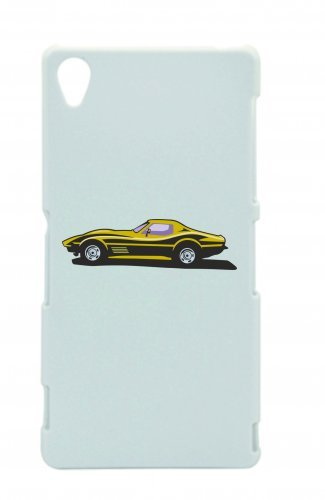 Smartphone Case Hot Rod Sport carrello auto d epoca Young Timer shellby Cobra GT muscel Car America Motiv 9805 per Apple Iphone 4/4S, 5/5S, 5 C, 6/6S, 7 & Samsung Galaxy S4, S5, S6, S