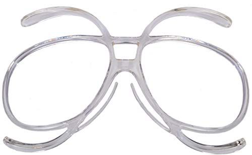 Rapid Eyewear Skibrille & SNOWBOARDBRILLE OPTIKADAPTER für Damen und Herren, die eine Optische korrekturgläser Benötigen. Auch für Bergsteigerbrille und Motocross