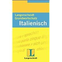Langenscheidts Grundwortschatz Italienisch
