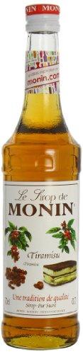 Monin Premium Tiramisu Syrup 700 ml