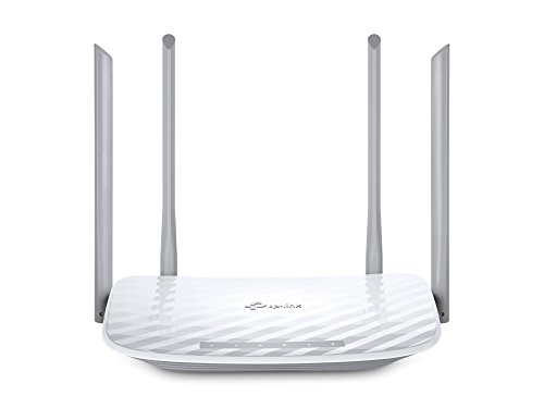 TP-Link Archer C50 Routeur Gigabit Wi-Fi AC 1200 Mbps Gigabit, 5 Ports Ethernet, 1 Port USB 2.0,...