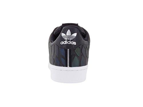 Adidas Superstar Originals Cblack / supcol / ftwwht Basketball Shoe 9 nous Cblack/Supcol/Ftwwht
