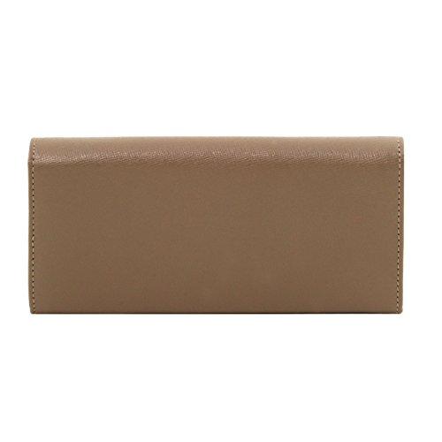 Tuscany Leather Esclusivo portafogli donna in pelle Saffiano a 2 scomparti Rosso Portafogli donna in pelle Blu scuro