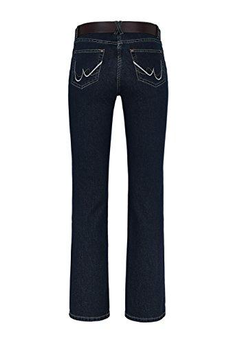 WomensBest Damen Bottcut Jeans LINDAU Blue Blue