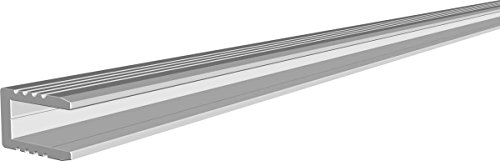 EVN Lichttechnik Alu-Glasbodenprofil APWB GB 100 1m Mechanisches Zubehör für Leuchten 4037293372275
