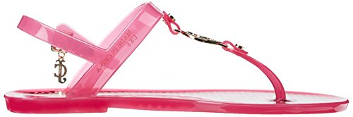Juicy Couture Janey, Sandales femme Multicolore (Raspberry/Amore Geo)