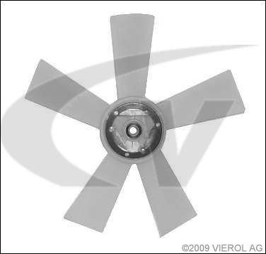Vemo V30-90-1662 Girante, Raffreddamento