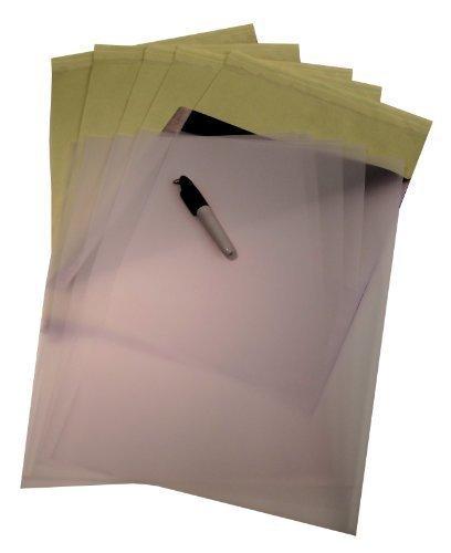 Dctattoo Tätowierung Schablone Set Kohle, Ermittlung Papier, Haut Stift - #5/5 -