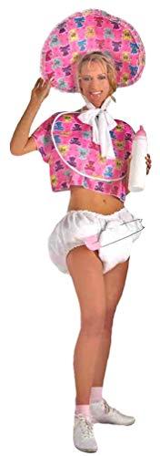 Forum Novelties–cs968909–Kostüm Bebe Rosa