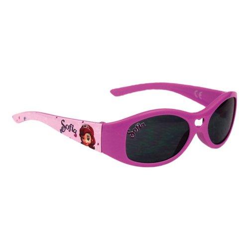 Prinzessin Sofia Sonnenbrille Offizielle Lizenz Disney Pink Schutz 100% UV