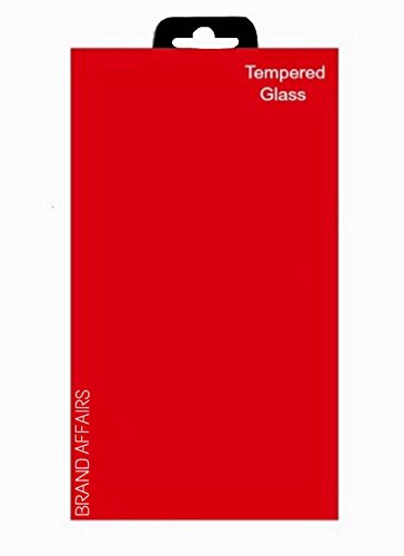 Brand Affairs™ Premium Full Screen Edge To Edge Coverage 2.5D Curved HD+ Tempered Glass Screen Guard Protector For Mi Max 2 - (Black Edition)