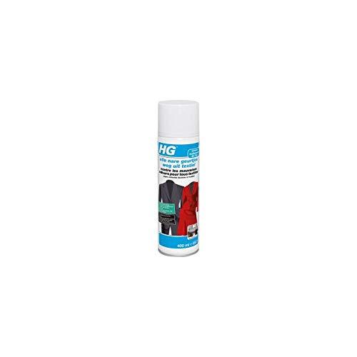 HG Contre Les mauvaises odeurs Pour Tous Textiles 400 ml -