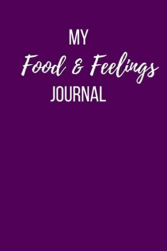 Detox-plan (My Food and Feelings Journal: Small Lined Ruled A5 Notebook (6
