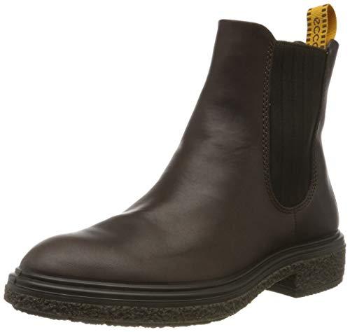 ECCO Damen CREPETRAY HYBRID W Chelsea Boots, Braun (Coffee 1072), 42 EU