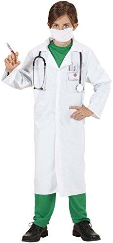 Costume bambino dottore taglia 140 cm / 8-10 anni