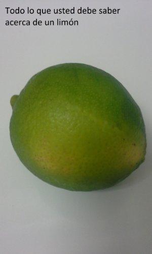 Había una vez un limón Literal Nombrado Lanza por Jarred Chaisson